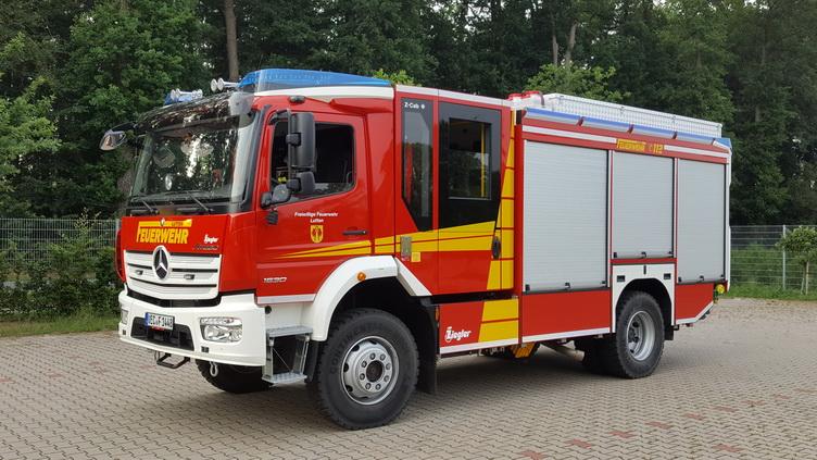 Hilfeleistungslöschgruppenfahrzeug HLF20