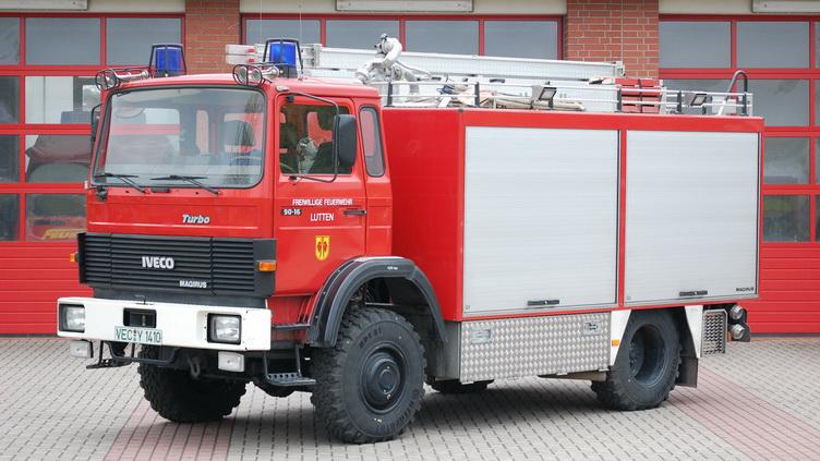 Tanklöschfahrzeug TLF 16/24